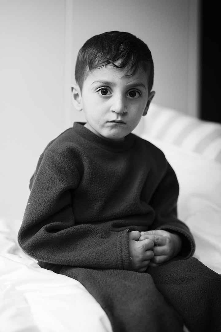 Moyammd, 3 jaar uit Syrie Wassenaarseweg 56 Leiden