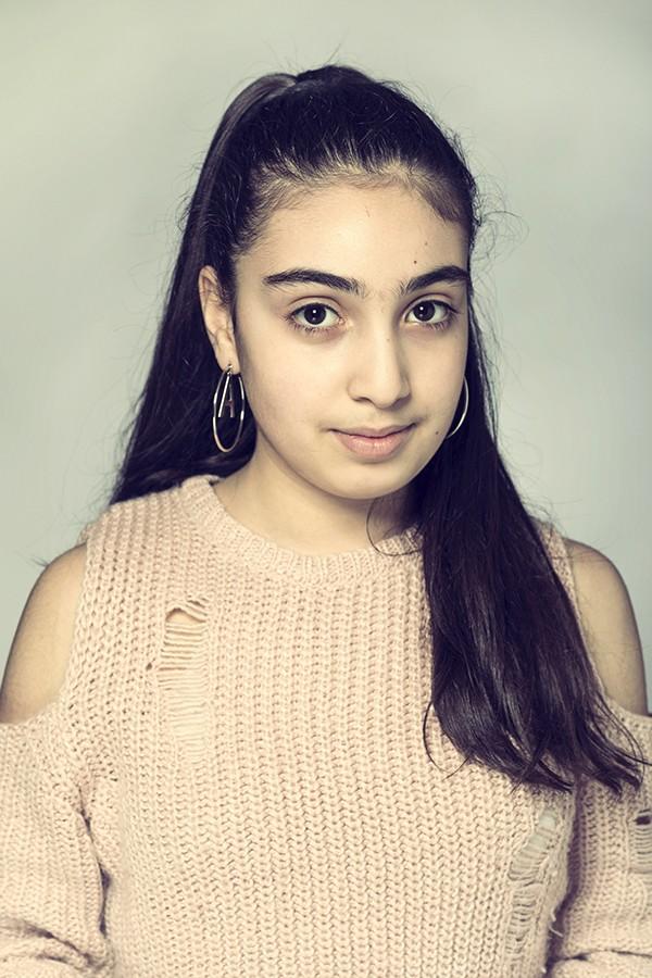 AZC Katwijk, 12 jaar uit Armenie