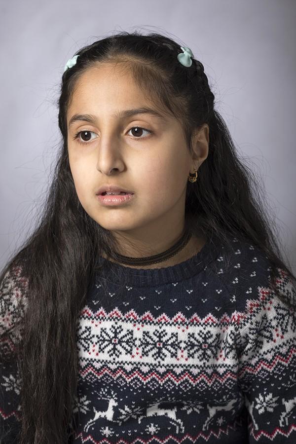 11 jaar, AZC Katwijk, Koerdistan geboren in Zweden